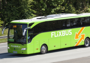 Flixbus tickets between Germany, Poland, Austria, Hungary, Slovakia, Czech Republic & Bulgaria from only 24 Cents!