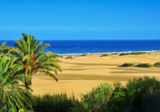 7 nights on Gran Canaria + flights from London for just £180!