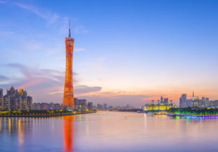 CRAZY HOT! Business Class flights from Bologna to Guangzhou, China from only €441!