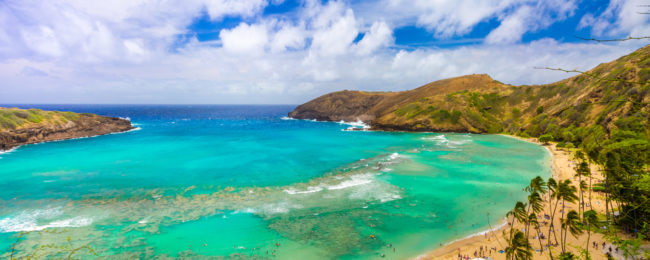 CRAZY HOT!! Cheap flights from Finland or Spain to Hawaii from only €269!