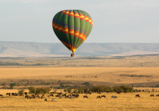 Cheap flights from Oslo to Kenya, returning from Ethiopia for only €268!