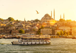 Turkish Airlines: many domestic flights across Turkey from just €17!