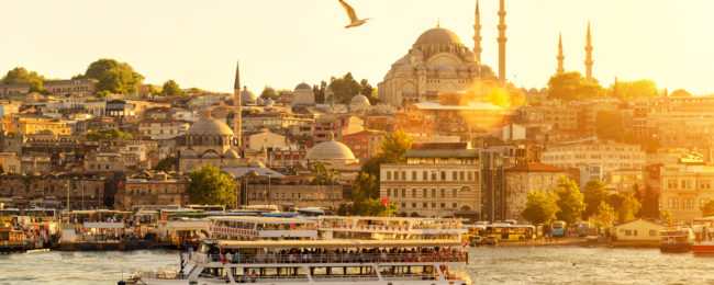 B&B stay at 4* hotel in Istanbul, Turkey for just €29/night! (€14.5/£13 pp)