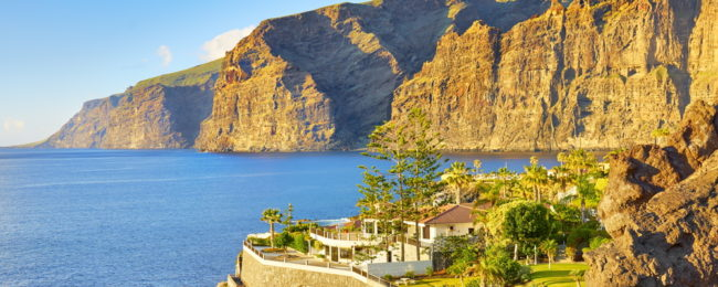 Rural escape in Tenerife! Double room at 4* sea view hotel for only €17.5/$20 per person!
