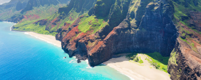 Collection of cheap non-stop flights from California to Hawaiian islands from just $237!