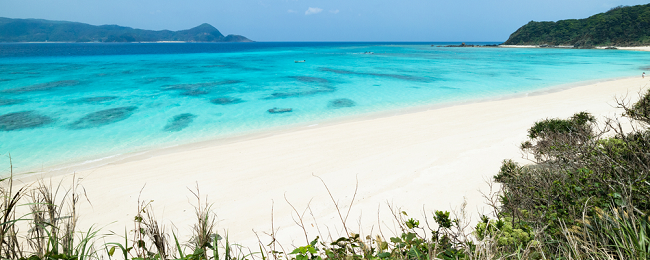 EXOTIC! Non-stop from Tokyo to Amami Oshima Island for only $90! X-mas dates for $119!