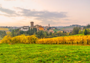 5-night B&B stay at well-rated property in Italian countryside + flights from Belgium for just €129!