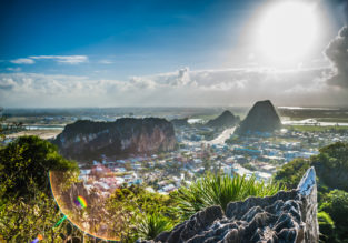 6-night stay in Da Nang, Vietnam + flights from Bangkok for just $133!