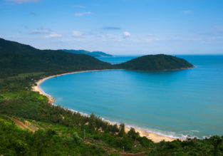 5-night stay in Da Nang, Vietnam + flights from Bangkok for just $132!