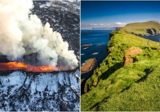 Peak Summer! Faroe Islands and Iceland in one trip from Edinburg from only £199!