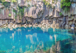 Non-stop from Seoul to Jeju Island for only $36!