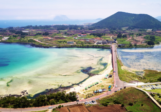Busan, South Korea to Jeju Island for only $43!
