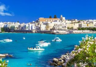 7-night B&B stay in top-rated hotel in Puglia, Italy + flights from Berlin and Car Rental for €173!