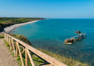 Spring break in Italy! 7 nights on the Adriatic coast + cheap flights from Romania from only €86!