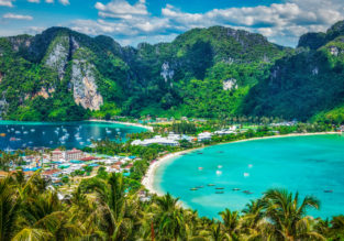 High season! 5* Qatar Airways cheap flights from Cardiff, UK to Thailand, Singapore or Nepal from only £376!