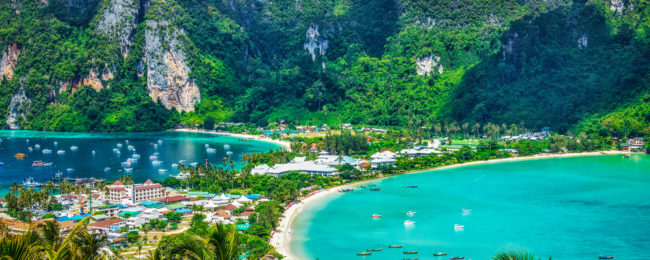 3 in 1 Thai trip! Bangkok, Krabi & Chiang Mai from Switzerland for just €397!