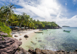 14-night B&B stay at top rated resort in the exotic Phu Quoc Island + direct flights from London for £388!