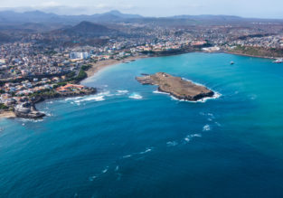 JUNE! 7 nights at well-rated apartment on Santiago island, Cape Verde + flights from Dublin for just €293!