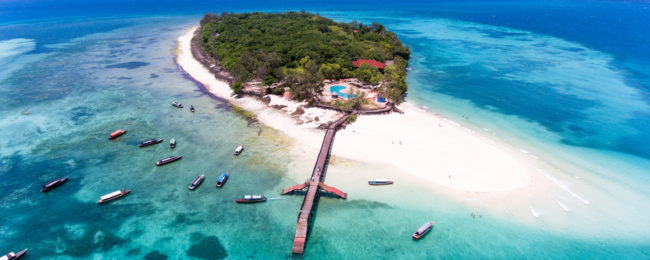 Holiday in Zanzibar! 8-night B&B stay at beachfront resort + flights from Milan for €443!