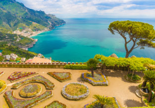 MAY! 7-night stay at top-rated & seafront apartment on Amalfi coast + cheap flights from Budapest for just €119!