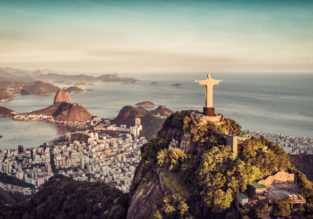 5* Lufthansa: Cheap high season flights from several UK cities to Rio De Janeiro for only £375!