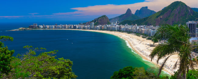 X-mas! B&B stay at top rated 4* hotel in Rio de Janeiro for €38! (€19/ $22 per person)
