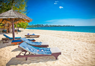 5-night stay in top-rated hotel in Sihanoukville + flights from Kuala Lumpur for just $133!