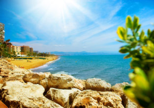 7-night stay at well-rated 4* resort in Costa del Sol + cheap flights from Scotland for just £133!