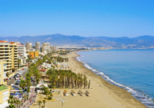 Weekend in Costa del Sol! 3 nights at top-rated resort + cheap flights from UK for just £67!