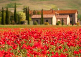 MAY! 7 nights at well-rated resort in Tuscany countryside + cheap flights from London or Bristol for just £124!