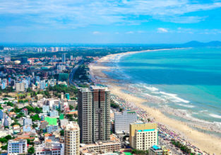 6-night stay with breakfasts in Vung Tau beach, Vietnam + flights from Singapore for just $139!