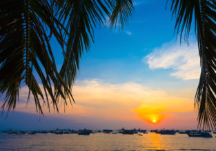 7-night stay in beachfront hotel in Vung Tau beach, Vietnam with breakfasts + flights from Sydney for AU$554!