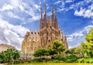 Cheap non-stop flights from New York to Barcelona for just $287!