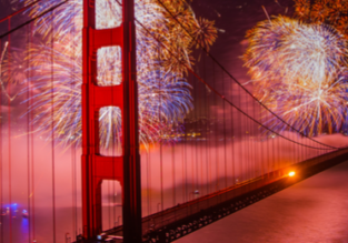 XMAS & NEW YEAR: Germany to San Francisco for only €304!