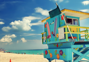 Cheap flights from Prague to Miami for only €367!