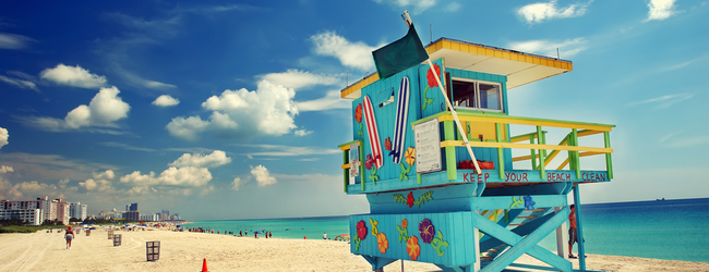 Cheap flights from Australia to Miami, USA from only AU$865!