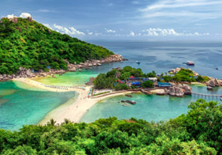 High season flights from Rome or Frankfurt to Thailand from only €356!