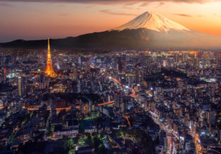 5* ANA & Lufthansa: summer flights from many EU cities to Tokyo from just €432!