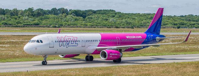 Wizzair announces two new routes from/to Budapest!
