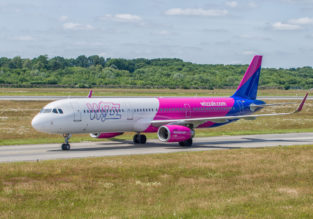 Wizzair announces 5 new routes from Chisinau, Moldova!