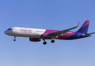Wizzair launches two new routes from Romania!