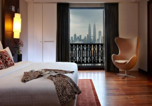 Superior double room at 5* luxury hotel in Kuala Lumpur for €38/night! (€19/ $22 pp)!