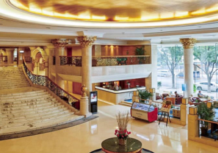 Double room at centrally located 4* hotel in Beijing for only €15/ $17 per person!