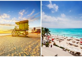 2 in 1: UK or Scandinavia to Miami & Jamaica/ Aruba/ Curacao/ Puerto Rico/ Caymans/ Turks and Caicos from €343/ £307!