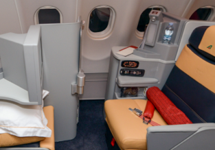HOT! Business Class flights from Spain to USA from only €437!