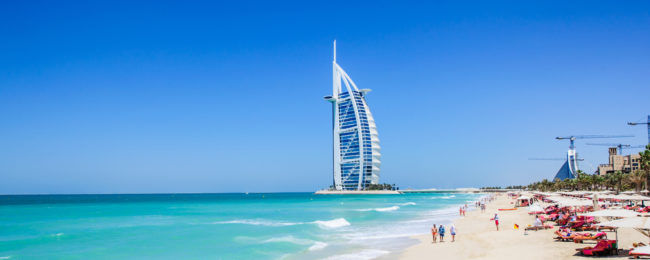 Emirates: Cheap non-stop flights from Hamburg to Dubai for only €243!