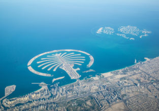 Cheap direct flights from Kyiv to Dubai or vice-versa from only €79/$86!