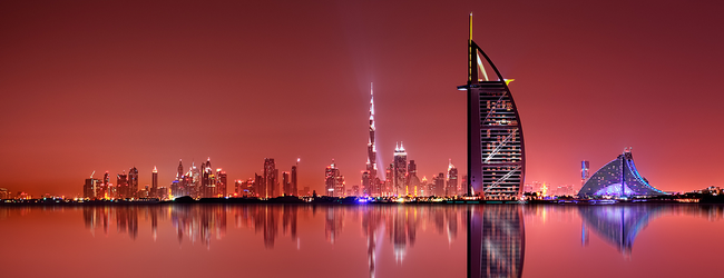 Cheap non-stop flights from Helsinki or Stockholm to Dubai from only €168!
