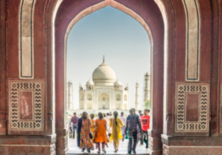 Vilnius to New Delhi, India for only €297!