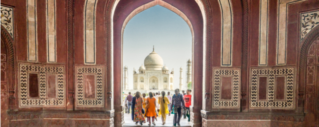Vilnius to New Delhi, India for only €331!